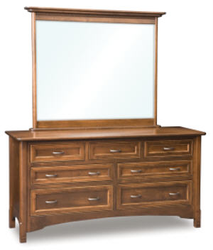 West Lake 7 Drawer Dresser