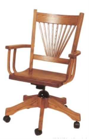 HS Fan Tail Desk Chair