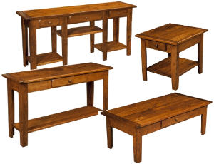 Homestead Occasional Tables