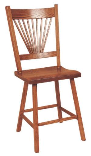 Fantail Bar-Chair