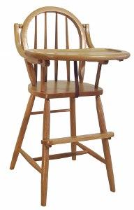 Bow High Chair