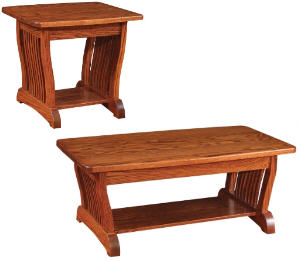 Royal Mission Occasional Tables