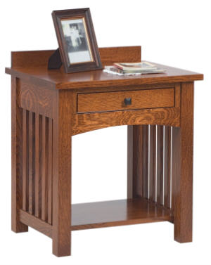 Jacobson Open Nightstand