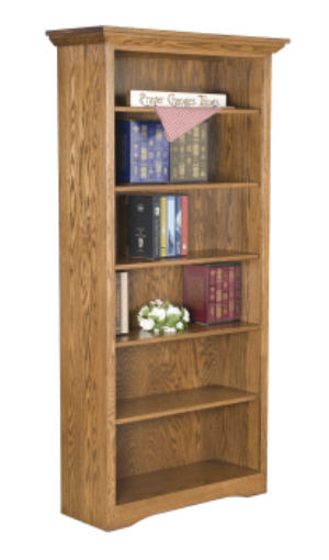 Mission Bookcase