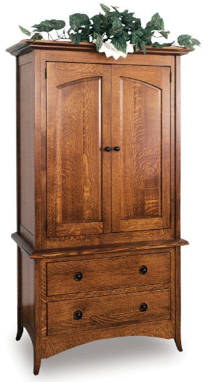 Shaker Hill Armoire