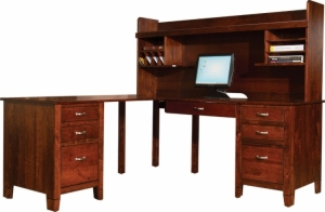 Jacobsville Corner Desk