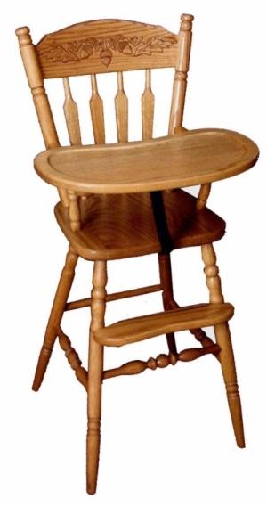 Acorn Highchair