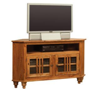 Harvest Corner TV Stand