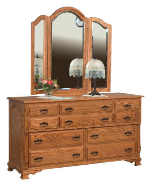 Classic Heritage Large Dresser