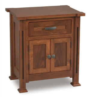 Parker Mission Nightstand
