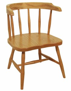 Child's Bent Wraparound Chair