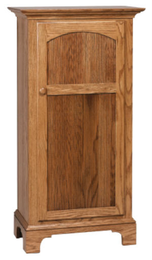 New Bedford Shaker Tall Jelly Cupboard