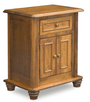 Woodberry Tall Nightstand