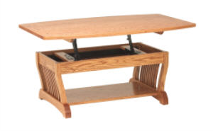 Royal Mission Lift-Top Coffee Table