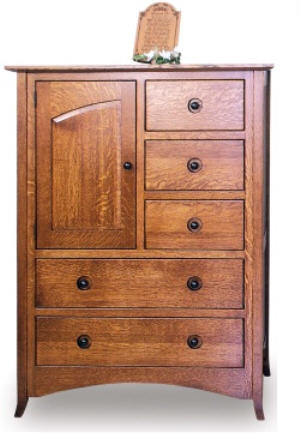 Shaker Hill Door Chest