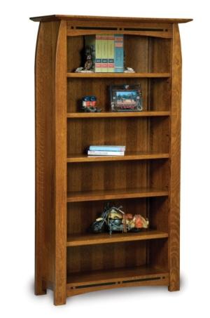 Boulder Creek Bookcase