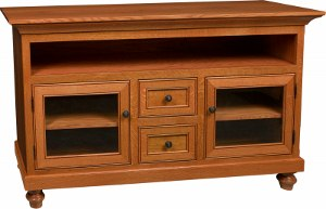 Oceanside TV Stand w/VCR Area