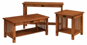 Rio Mission Occasional Tables