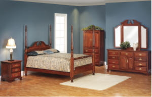 Victoria's Tradition Bedroom Collection