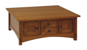 Springhill Cabinet Coffee Table