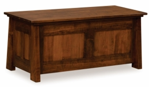 Freemont Mission Blanket Chest
