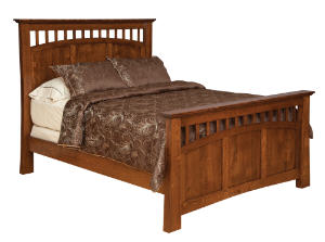 Bridgeport Mission Bed