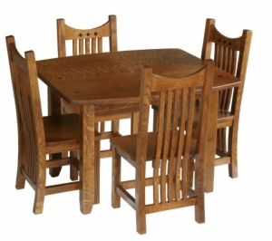 Child's Royal Mission Table & Chair