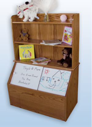 Toybox Bookshelf