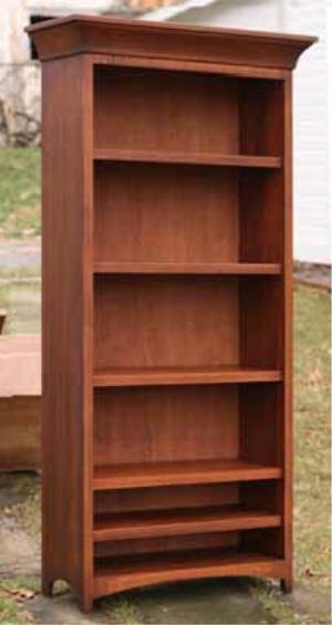 Montgomery Bookcase