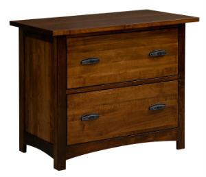 Oakwood File Cabinet