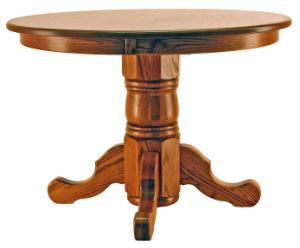 Round Single Pedestal
