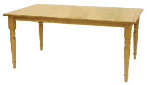 Timbermill Table