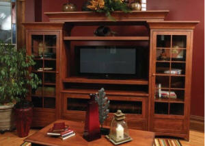 Montgomery Wall Unit