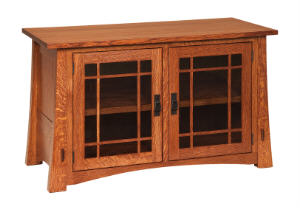 Modesto TV Cabinet w/No Drawers