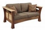 Shaker Gateway Loveseat  -  Cat No: 227-8675L-85  -  Click To Order  -  ID: 9596