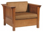 Mission Sleeper Chair  -  Cat No: 225-1800SC-85  -  Click To Order  -  ID: 5063