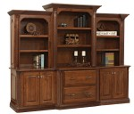 Bently Bookcase Unit  -  Cat No: 503-BEN320(317)-63  -  Click To Order  -  ID: 9822