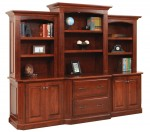 Stanford Bookcase Unit  -  Cat No: 503-STA120(117)-63  -  Click To Order  -  ID: 7396