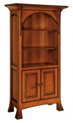 Breckenridge Bookcase  -  Cat No: 455-LA236-126  -  Click To Order  -  ID: 8936