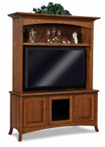 Carlisle Plasma Stand w/Hutch  -  Cat No: 502-FVE040CR-107  -  Click To Order  -  ID: 4375