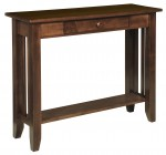 Mission Hall Table  -  Cat No: 301-M100123-103-O  -  Click To Order  -  ID: 7945
