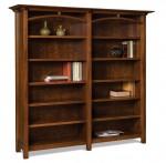 Artesa Double Bookcase  -  Cat No: 503-FVB012A6FT-107  -  Click To Order  -  ID: 9688