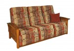 Mission Sofa Recliner  -  Cat No: 275-85-3-69  -  Click To Order  -  ID: 9851