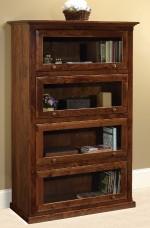 Salem Barrister Bookcase  -  Cat No: 503-SB2-121  -  Click To Order  -  ID: 7638