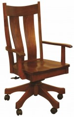 Kirtland Desk Chair  -  Cat No: 203-82DA-27  -  Click To Order  -  ID: 834