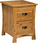 Arts & Crafts File Cabinet  -  Cat No: 543-LA324-2-126  -  Click To Order  -  ID: 9624