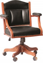 Buckeye Low Back Desk Chair  -  Cat No: 203-DCL56-44  -  Click To Order  -  ID: 5492