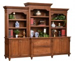 Bridgeport Bookcase Unit  -  Cat No: 453-BRID920(917)-63  -  Click To Order  -  ID: 9825
