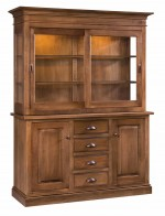 Normandy Hutch  -  Cat No: 403-NORMH48-125  -  Click To Order  -  ID: 9518