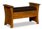 Brisden Dressing Bench  -  Cat No: 586-BR430B-129  -  Click To Order  -  ID: 9794